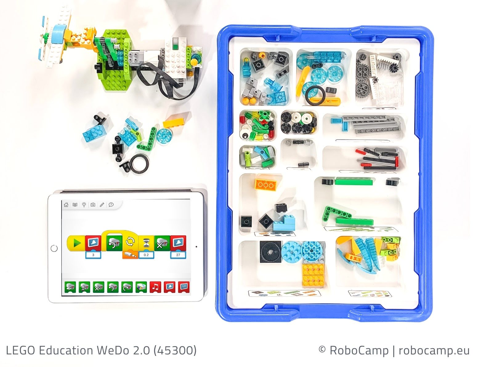 Ultimate Review 2021 Lego Education Wedo 2 0