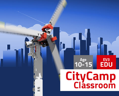 CityCamp Mindstorms EV3 Education for Classroom