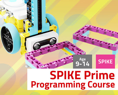 Complete SPIKE Prime Programming Course