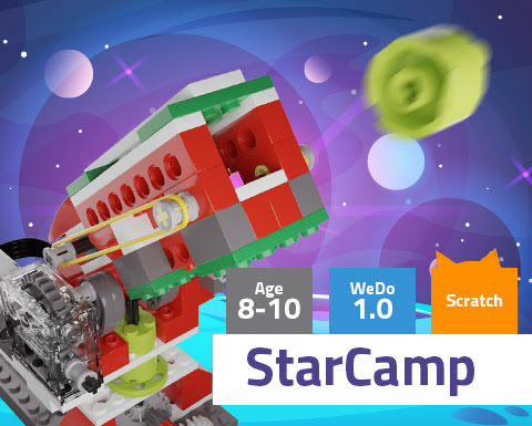 StarCamp WeDo 1.0 Scratch